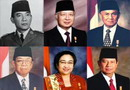 Notes Bergambar Presiden Indonesia