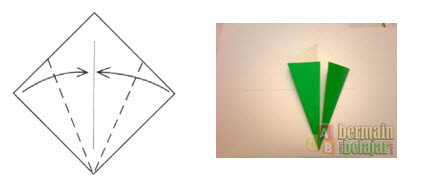cara membuat origami saksuk com 6 cara membuat origami angsa
