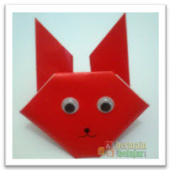 Origami Kelinci